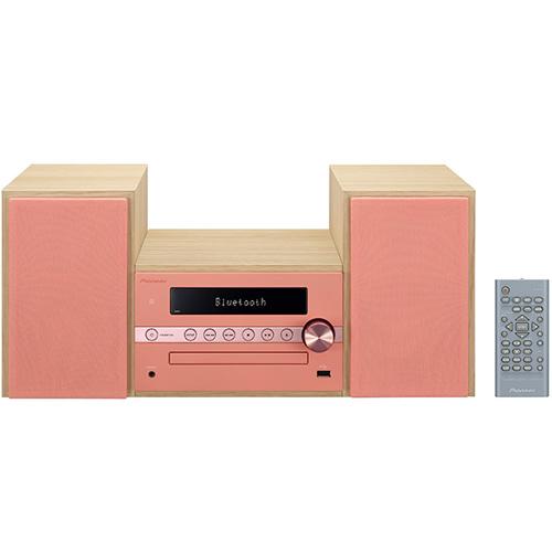 パイオニア X-CM56-R(レッド) CDミニコンポーネントシステム X-CMシリーズ