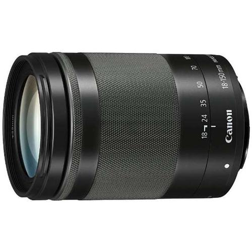 【長期保証付】CANON EF-M18-150mm F3.5-6.3 IS STM(グラファイト)
