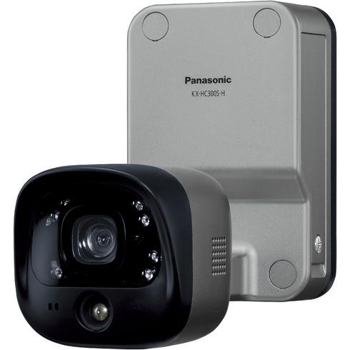 パナソニック KX-HC300S-H(メタリックブロンズ) 屋外バッテリーカメラ