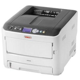 OKI C612dnw カラーLEDプリンター A4対応