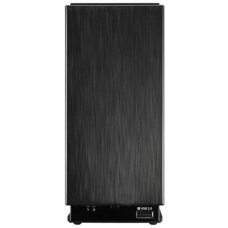 IODATA HDL2-AA2W LAN DISK A デュアルコアCPU搭載 2ドライブ高速ビジネスNAS 2TB 2ベイ
