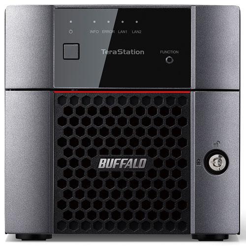 バッファロー TS3210DN0602 テラステーション 2ドライブNAS 6TB 2ベイ