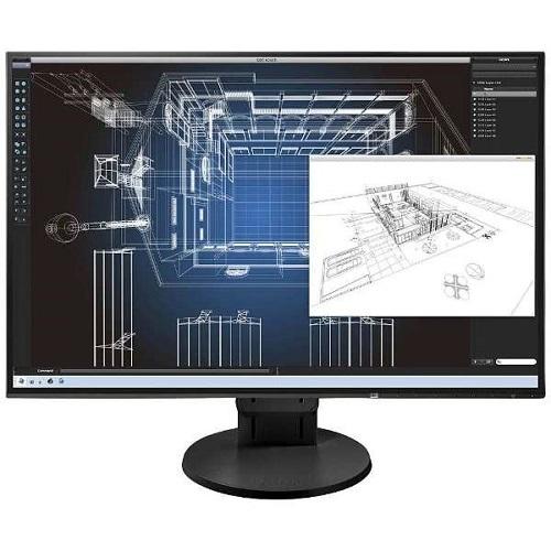 EIZO FlexScan 24.1型ワイド 液晶ディスプレイ EV2456-RBK(ブラック)