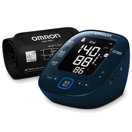 【長期保証付】オムロン HEM-7281T 上腕式血圧計