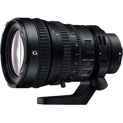 【長期保証付】ソニー FE PZ 28-135mm F4 G OSS