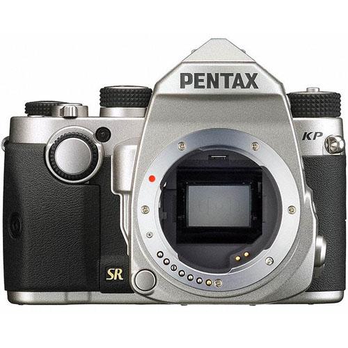 【長期保証付】ペンタックス PENTAX デジタル一眼レフカメラ ボディ シルバー KP