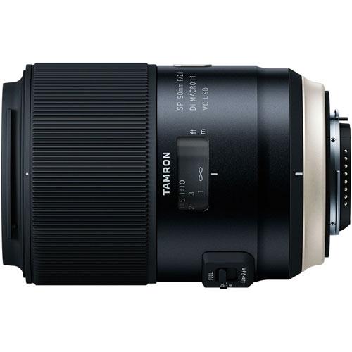 【長期保証付】タムロン SP 90mm F/2.8 Di MACRO 1:1 VC USD ニコン用
