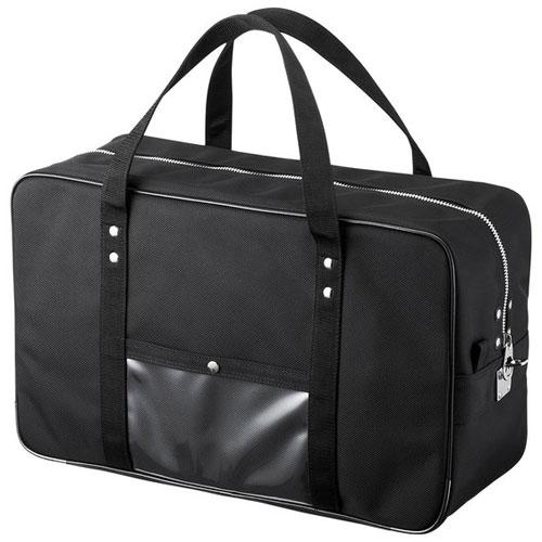 サンワサプライ BAG-MAIL2BK メールボストンバッグ Lサイズ