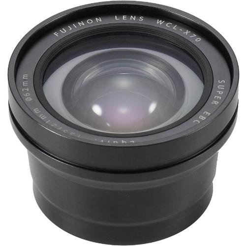 富士フイルム WCL-X70 B(ブラック) ワイドコンバージョンレンズ
