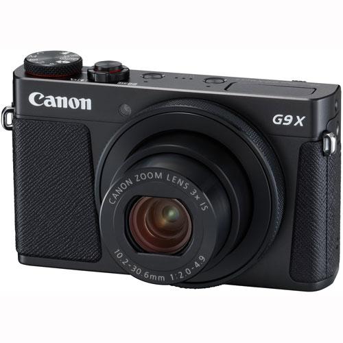【長期保証付】CANON(キヤノン) PowerShot G9 X Mark II(ブラック)