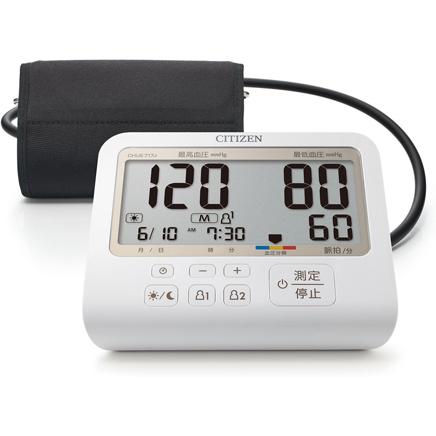 シチズン CHUE717J 上腕式血圧計