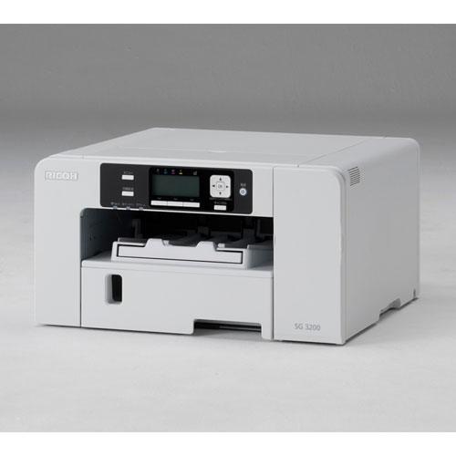 リコー SG 3200 安心3年モデル ジェルジェットプリンター A4対応