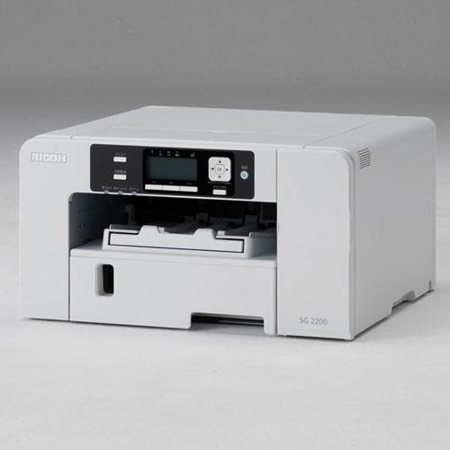 リコー SG 2200 安心3年モデル ジェルジェットプリンター A4対応