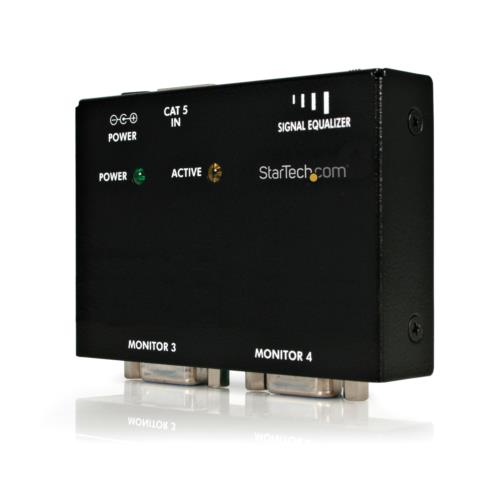 StarTech ST121R VGAビデオ延長器用リモートレシーバ