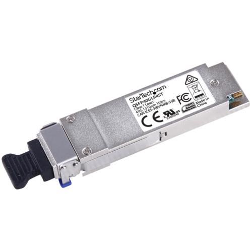 StarTech QSFP40GLR4ST Cisco製QSFP-40G-LR4互換QSFP+モジュール
