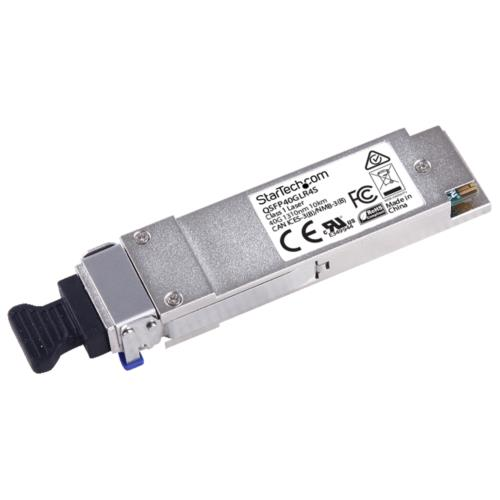 StarTech QSFP40GLR4S 40G QSFP+モジュール 40GBASE-LR4 光トランシーバ