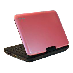 【長期保証付】Wizz DV-PW1040P(ピンク) Wizz ポータブルDVDプレーヤー 10.1インチワイド