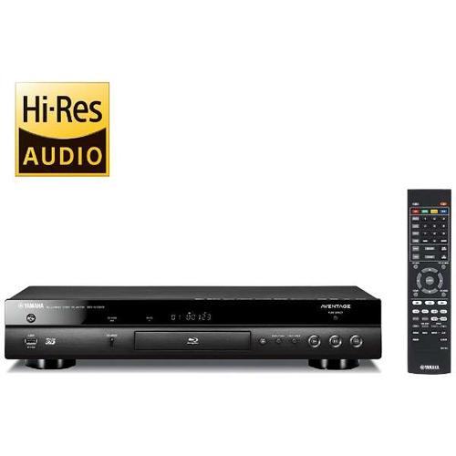 【長期保証付】YAMAHA ヤマハ AVENTAGE ブルーレイプレーヤー BD-A1060-B CDモード搭載 ネットワーク対応 ハイレゾ音源対応