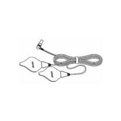 保障 在庫あり 14時までの注文で当日出荷可能 オムロン 卸直営 HV-DOUSI-CGY 低周波治療器用導子コード