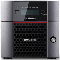 バッファロー TS5210DN0802 テラステーション 法人様向け2ドライブNAS 8TB 2ベイ