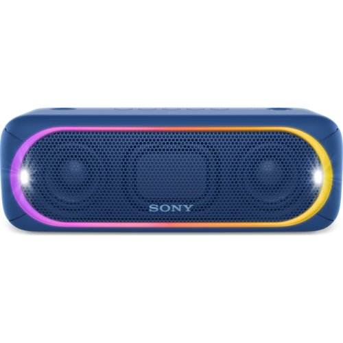 【長期保証付】ソニー SRS-XB30-L(ブルー) ワイヤレスポータブルスピーカー Bluetooth接続