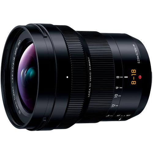 【長期保証付】パナソニック LEICA DG VARIO-ELMARIT 8-18mm/F2.8-4.0 ASPH.