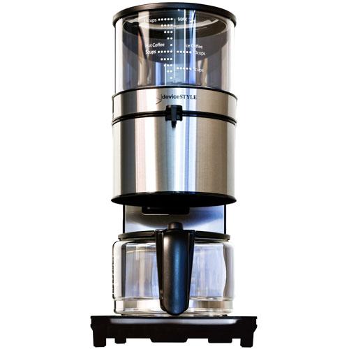 【長期保証付】デバイスタイル PCA-10X コーヒーメーカー Brunopasso(ブルーノパッソ)