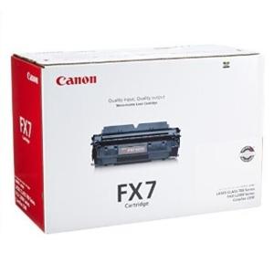 CANON CRG-FX7 純正 トナーカートリッジFX-7