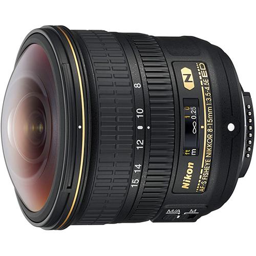 【長期保証付】ニコン AF-S Fisheye NIKKOR 8-15mm f/3.5-4.5E ED