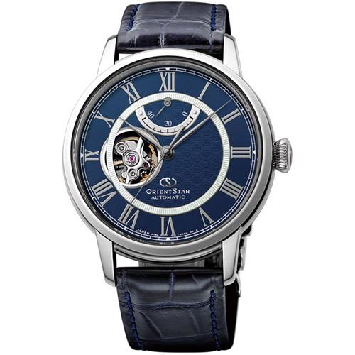 【長期保証付】オリエント RK-HH0002L Orient Star(オリエントスター) セミスケルトン 機械式時計 (メンズ)