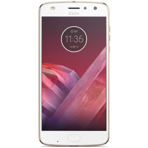 モトローラ AP3835AJ1J4(ファインゴールド) Moto Z2 Play SIMフリー LTE対応 64GB