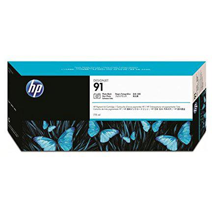 HP C9465A 純正 HP 91インクカートリッジ フォトブラック 775ml