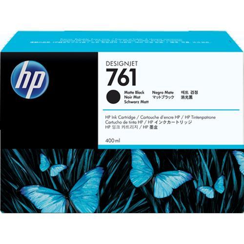 HP CM991A 純正 HP761 インクカートリッジ マットブラック 400ml