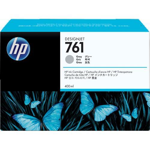 HP CM995A 純正 HP761 インクカートリッジ グレー 400ml