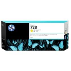 HP F9K15A 純正 HP728 インクカートリッジ イエロー 300ml