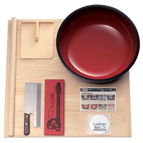豊稔企販 普及型 麺打ちセット(大) A-1260 4543983512604