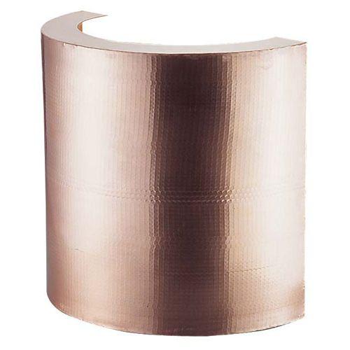 丸新銅器 銅製 天ぷら鍋ガード(槌目入り) 39cm 4571151423049