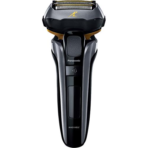 【長期保証付】パナソニック(Panasonic) ラムダッシュ 5枚刃 ES-CLV5C-K(黒)