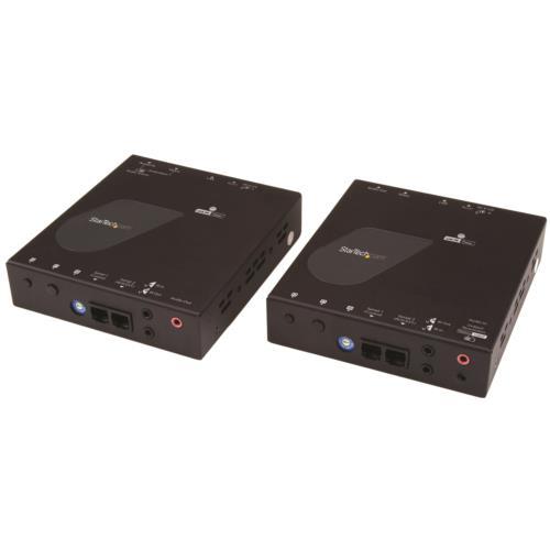 StarTech ST12MHDLAN4K IP対応HDMI延長分配器送受信機セット 4K/30Hz対応