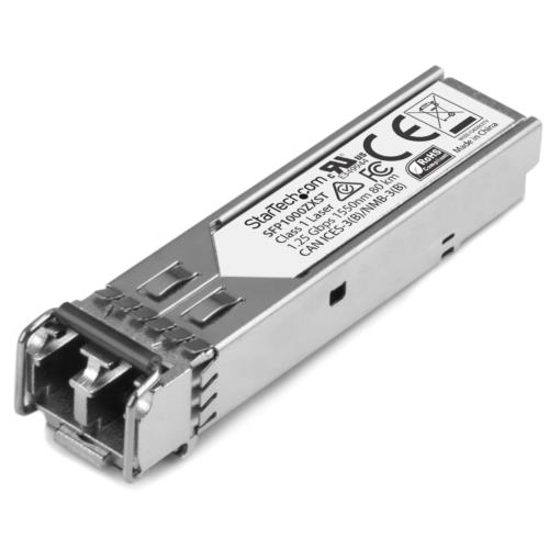 StarTech SFP1000ZXST 1000Base-ZX準拠SFP SM/LC 80km