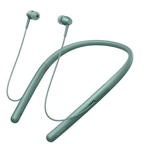 ソニー WI-H700-G(ホライズングリーン) ワイヤレスステレオヘッドセット ハイレゾ対応