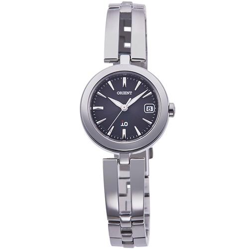 オリエント RN-WG0004B(ブラック) イオ ソーラー 腕時計(レディース)