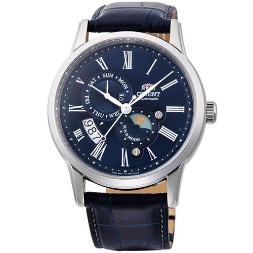 【長期保証付】オリエント RN-AK0004L クラシック 機械式時計 (メンズ)