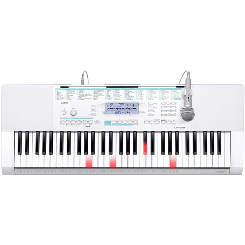 【長期保証付】カシオ(CASIO) 電子キーボード 光ナビゲーションキーボード 61鍵盤 LK-228