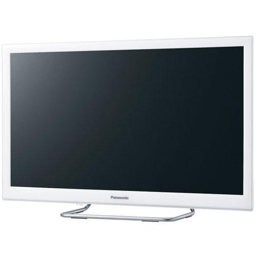 【設置+リサイクル(別途料金)】パナソニック TH-24ES500-W(ホワイト) VIERA(ビエラ) ハイビジョン液晶テレビ 24V型