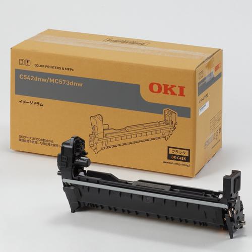 OKI DR-C4BK 純正 イメージドラム ブラック