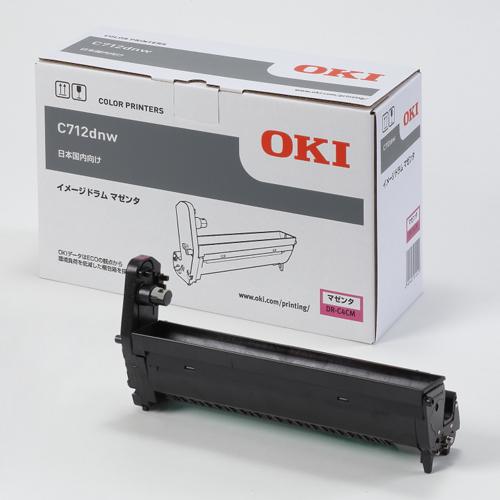 OKI DR-C4CM 純正 イメージドラム マゼンタ