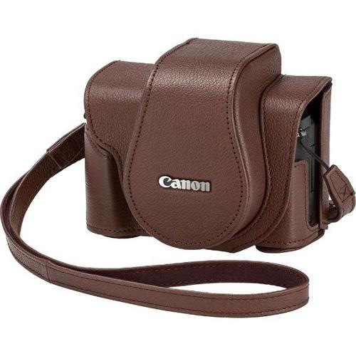 CANON CSC-G10-BW(ブラウン) ソフトケース