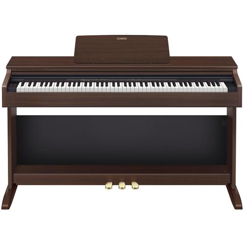 【標準設置料金込】CASIO AP-270-BN(オークウッド調) CELVIANO(セルヴィアーノ) 電子ピアノ 88鍵盤[代引・リボ・分割・ボーナス払い不可]