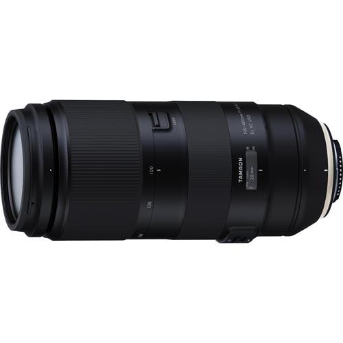 タムロン 100-400mm F/4.5-6.3 Di VC USD ニコン用